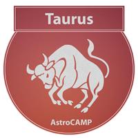 Image of Taurus zodiac sign etc